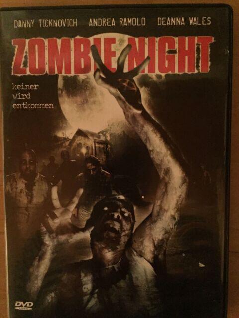 DVD Zombie Night (2006) * neuwertig * FSK 18