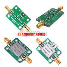 Rf Amplifier Module Lna Board Broadband Signal Receiver Low Noise 01 6000mhz