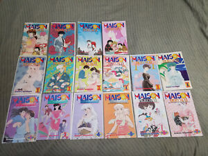 Viz Comics Maison Ikkoku Lot A Part 1 1 2 4 7 Part 2 1 6 Part 3 1 3 5 6 Ebay