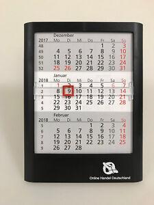 Calendario Attuale.Dettagli Su Calendario Da Tavolo Attuale 2018 2019 Con Logo