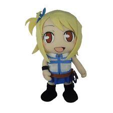 "Official Fairy Tail Anime Lucy Heartfilia Celestial Spirit Mage 8"" Plush Doll"
