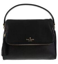 NWT Kate Spade Miri Chester Street Leather handbag Black WKRU4076 $329