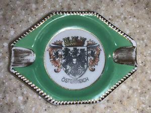 Vintage porcelain ash tray Bavaria Osterreich