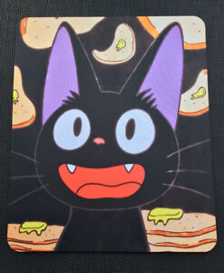 Jiji Kiki S Delivery Service Cute Anime Mouse Pad Mousepad Cat Studio Ghibli Ebay