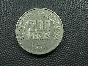 Kolumbien-200-Pesos-1994-Kombiniert