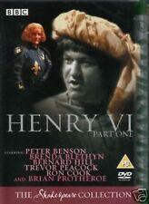Henry VI Part One - BBC Shakespeare Collection [1983] Peter Benson, Brenda