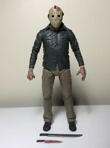 ULTIMATE JASON Part IV 7″ Action Figure NECA FRIDAY the 13th