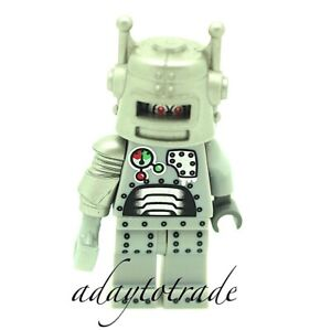Lego Collection Mini Figure series 1 Robot - 8683-7 COL007 R421