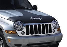 2002 2007 jeep liberty hood cover bra t style mopar for Peak motors hickory nc reviews