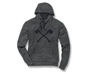 Stihl Timbersports 046402801006 Medium Hoodie Grey 8r8qH