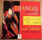33T 25 cm Django Reinhardt Ekyan Trianon 5354 trs sugar rosetta sheik hungaria