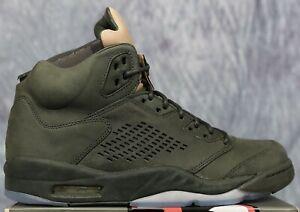 6f4a7610 Air Jordan 5 Retro Premium Take Flight Men's Shoes Size 10 881432 ...