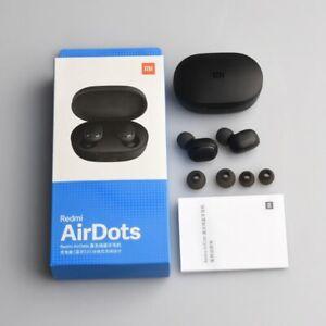 Original Xiaomi Redmi Airdots TWS Auricular Auricular Inalámbrico Bluetooth 5.0 Nuevo