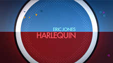 Download Video - Harlequin by Eric Jones Magic Trick Card Close Up Street Parlor