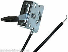 """Universal Throttle Lever & 60"""" Cable Fits Many Lawnmower"""