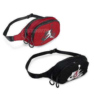 fuerte embalaje muy bonito selección mundial de Nike Jordan Hip Pack Crossbody Fanny Pack Waist Bum Belt Bag ...