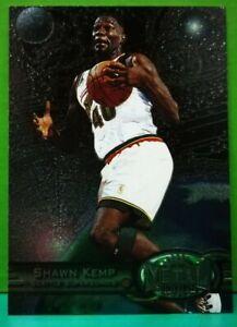 Shawn Kemp regular card 1997-98 Metal Universe #67