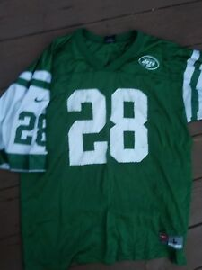 8cf291d89f2 New York Jets Curtis Martin #28 Nike Jersey Youth Large L | eBay