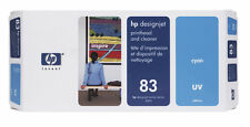 Original HP Cabezal de impresión DesignJet 5000 5500 5500PS/C4961A 83/CIAN UV