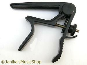 CLASSICAL-OR-FOLK-GUITAR-STRINGS-CAPO-ALLOY-LEVER-NEW