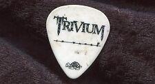 TRIVIUM 2011 In Waves Tour Guitar Pick!!! COREY BEAULIEU custom concert stage