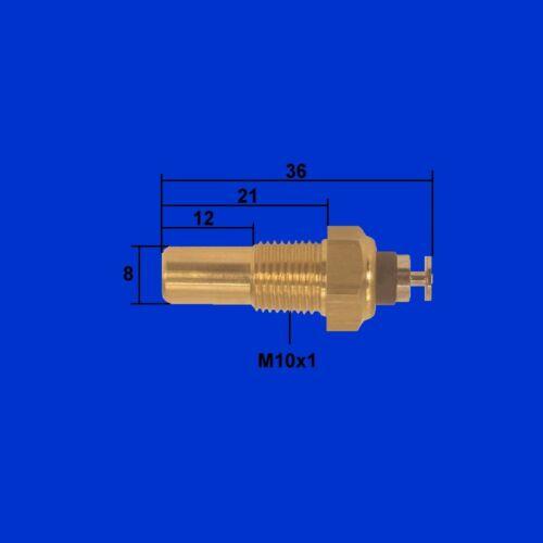 K311943 * Temperaturanzeige Fühler f Wassertemperatur M10x1 Temperaturfühler