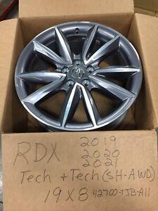 OEM Acura RDX 2019 2020 2021 Tech & Tech(SH-AWD) Wheel ...