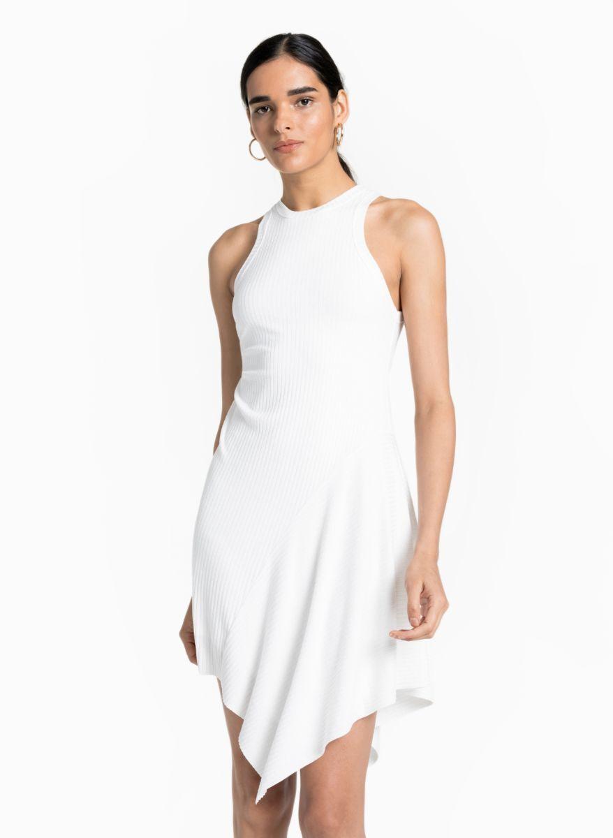 A.L.C. Women's Bea Dress in White XS
