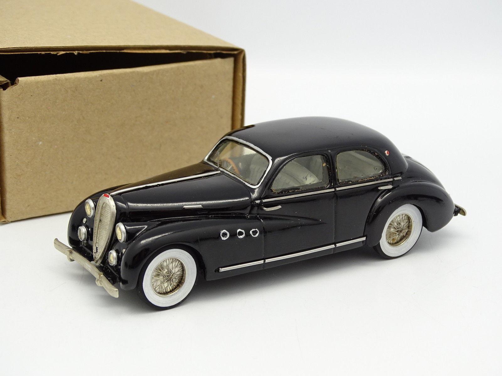Ma Colección Resina 1 43 - Delahaye 148 Berlina 1948 Letourneur y Vendedor