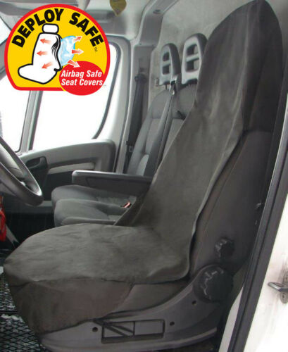 Cubierta de asiento Impermeable Universal Protector Coche Furgoneta Resistente