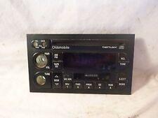 95-01 Oldsmobile 88 Cutlass Aurora Radio Cd Cassette Face Plate 16228053 FP3803
