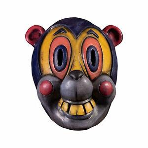 Umbrella-Academy-Hazel-Cha-Cha-Adult-Men-Women-Halloween-Costume-Latex-Mask