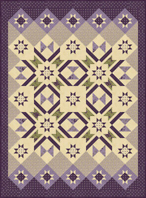 Fabric MODA Quilt Kit ~ MIXED BAG 2017 MERRY GO ROUND ~ by Studio M