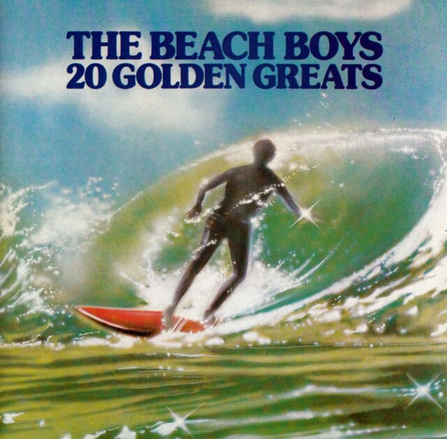 THE BEACH BOYS : 20 GOLDEN GREATS / CD - TOP-ZUSTAND