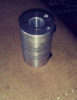 Bore 5//16x1//4 In Ruland Manufacturing Coupling 4 Beam PSR16-5-4-A