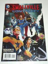 SMALLVILLE CONTINUITY #1 DC COMICS
