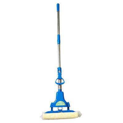 New  Magical Dust Mop Roller Sponge Mop Floor Cleaner Home Cleaning Mop
