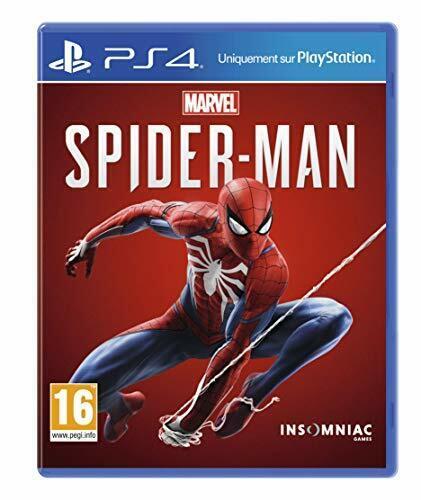 Jeu PS4 Marvel's Spider Man 3 Chapitres Supplémentaires Missions Défis Ennemis