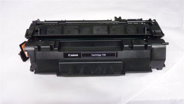 Original Canon Cartridge 708 black Toner für Canon LBP 3300 Neu [92-05-04]