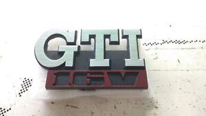 Golf-GTI-16V-badge-grill-emblem-emblema-parrilla-191853679M