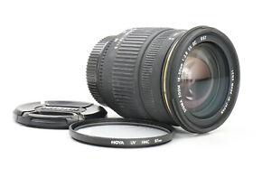 Nikon-Sigma-18-50-mm-2-8-AF-EX-DC-Aspherical-IF-Sehr-Gut-225390