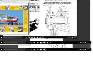 piper tri pacer maintenance manual library pa22 150 160 w a ds ebay rh ebay com Photo of PA 22 Floats Piper PA 22-108 Tail Wheel