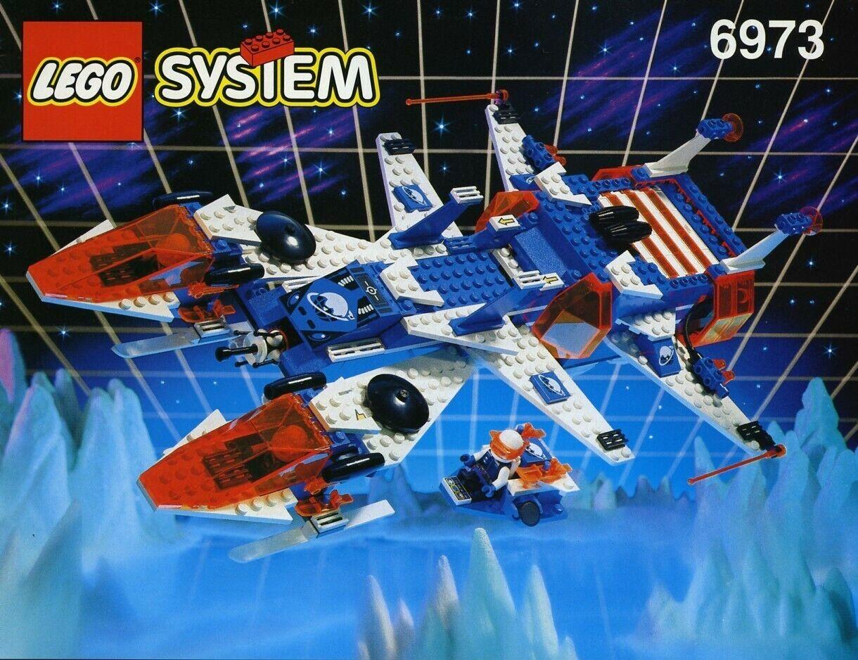 Lego 6973  Deep freize Defender  Spazio System  Visita il mio Negozio