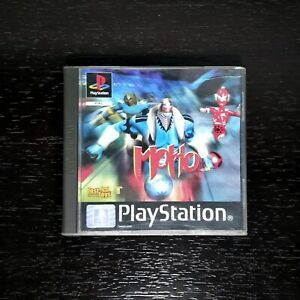 Moho Playstation 1 Complete European PAL Tested Very Good Condition Rare Game