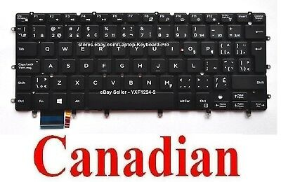 New Backlit US Keyboard For Dell Inspiron 13-7352 13-7353 13-7359 CN-0DKDXH