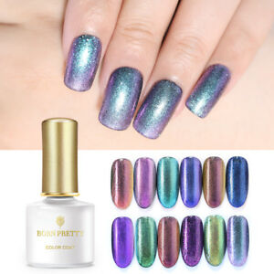 BORN-PRETTY-6ml-Nagel-Gellack-Chamaeleon-Nail-Art-UV-Gel-Polish-Nail-Art-Gel-UV