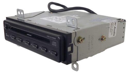 90 91 92 95 98 2000 03 Toyota 4Runner RAV4 Camry Sienna 6 Disc CD Changer 74834