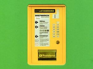 Allemagne Atm 2.2.1 Dans Portocard-précurseur V1-4 * Automate Cloueuse N104-äufer V1-4 * Automat Nagler N104afficher Le Titre D'origine
