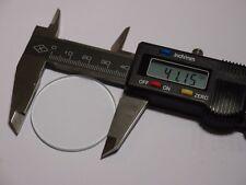 42mm diameter Clear Lens for UltraFire C8 Flashlight  # 692