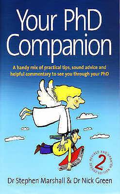Your PhD Companion-ExLibrary